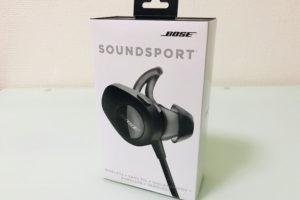 Bose Wireless SoundSport Earphones