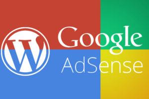 Google AdSense x WordPress