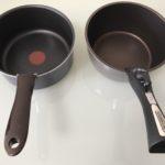 ティファールとアイリスオーヤマの鍋・フライパンセットを比較