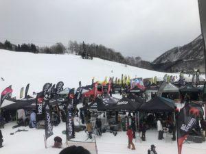 SBJ ON SNOW FESTIVAL 2019 in 苗場スキー場