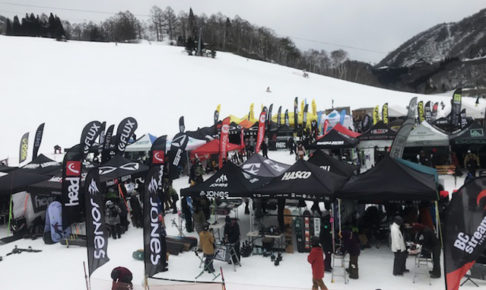 SBJ on snow FESTIVAL 2019 in 苗場