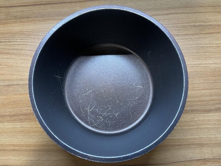 アイリスオーヤマの鍋